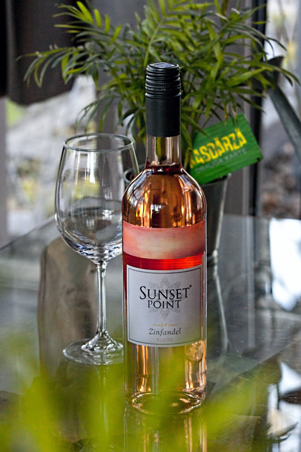 Sunset Point Zinfandel Rose Puglia IGT