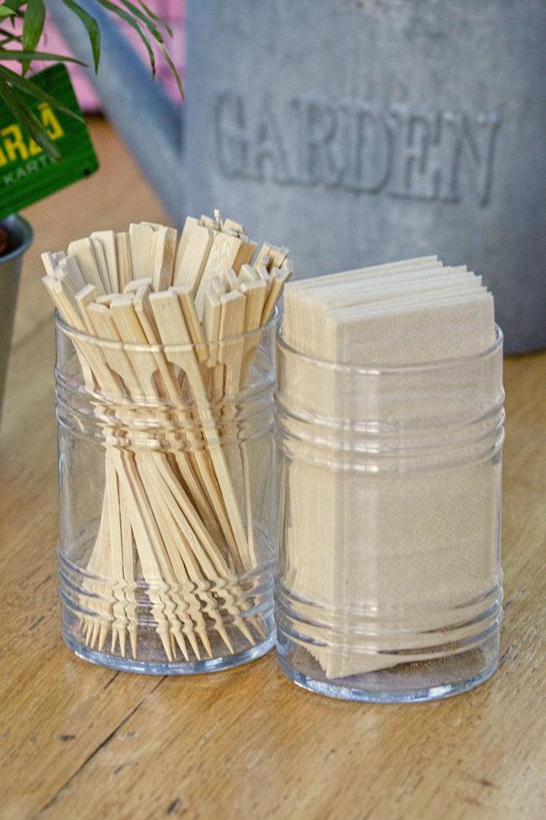 Tējas maisiņi ar kociņiem 2 gab