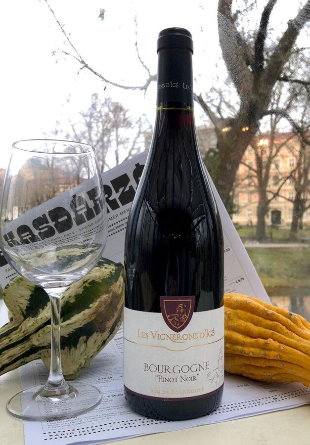 Les Vignerons Pinot Noir AOC 0,75L