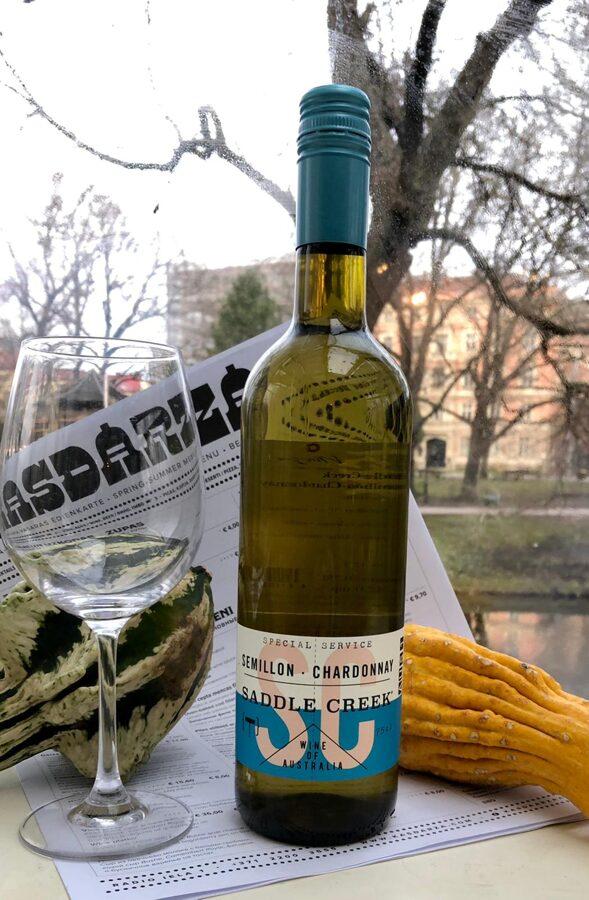 Saddle Creek Semillion-Chardonnay