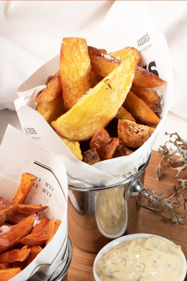 Frī kartupeļi