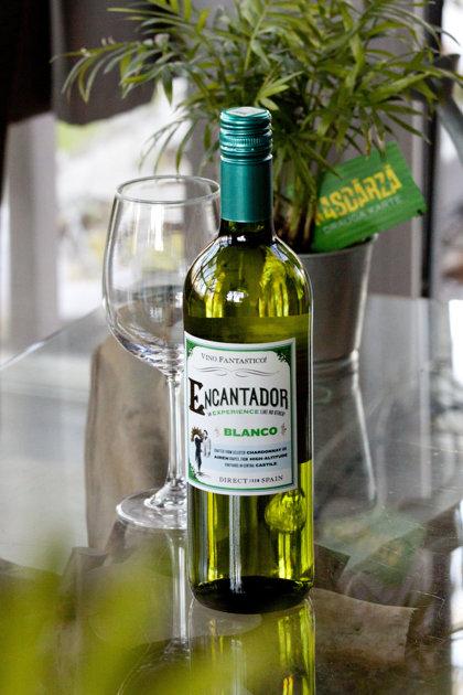 Encantador White Airen & Chardonnay 0,75l