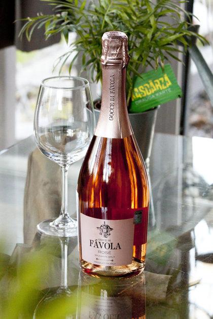 Favola Rosé Brut Spumante 0,75l