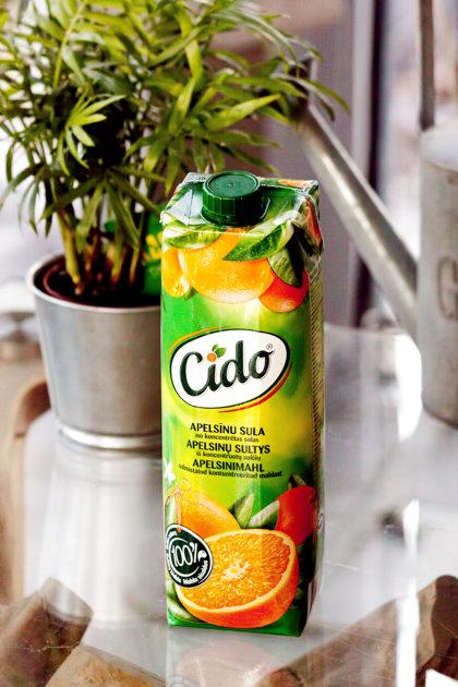 Apelsīnu sula CIDO 1 L